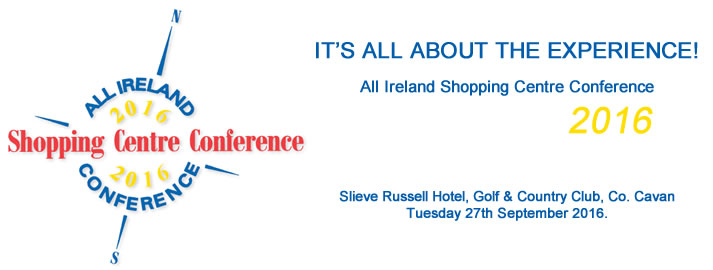 All Ireland Shopping Centre Conference 2016