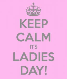 Ladies Day 2016