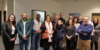 NIRSC Study Tour to Frankfurt, January 2018