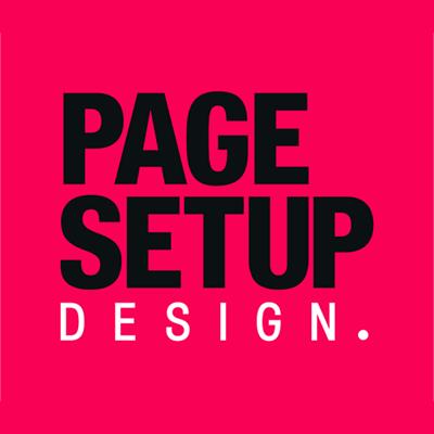 Page Setup Design Belfast