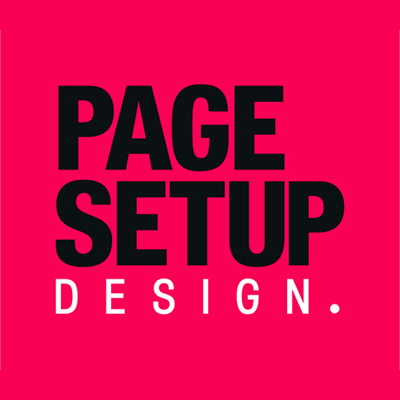 Page Setup Design